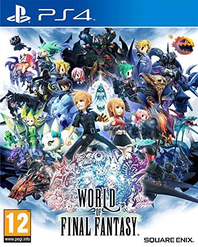 World Of Final Fantasy [Importación Francesa]