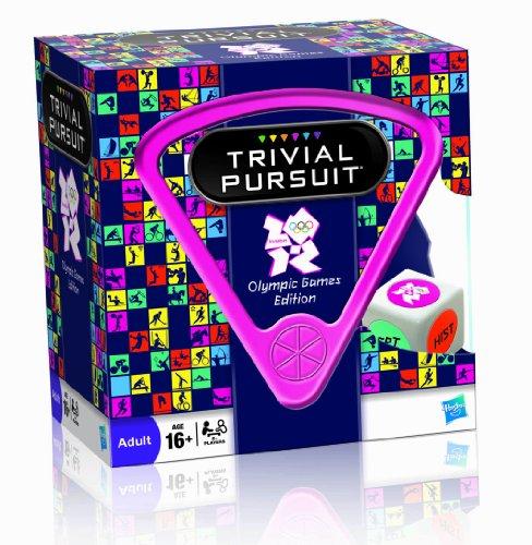London 2012 Trivial Pursuit Bite Size