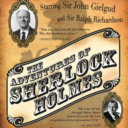 The Adventures of Sherlock Holmes  By  cover art