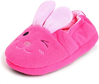 Toddler Girls' Bunny Slipper