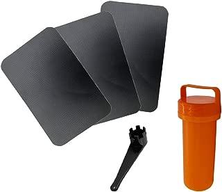 Sharplace 2pcs Scuba Diver Coil Lanyard pour Cam/éra Torche//Ardoise Plong/ée sous-Marine//Accessoire