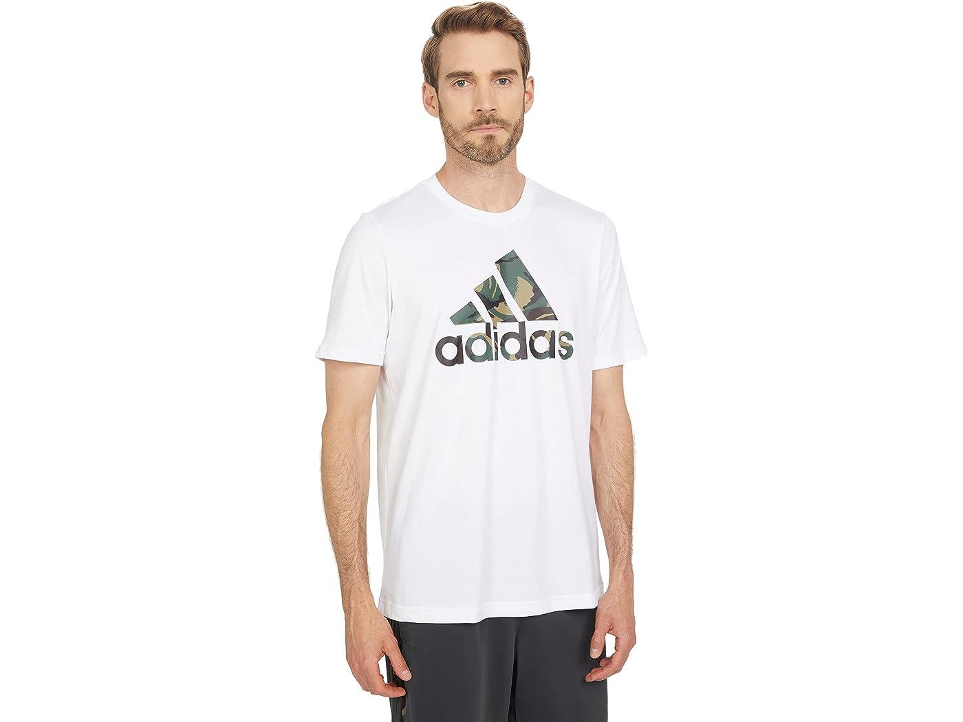 Adidas Camo Print Tee