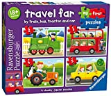Ravensburger - My First Puzzle, Medios de Transporte (07303)