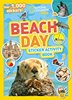 National Geographic Kids Beach Day Sticker Activity Book (NG Sticker Activity Books)
