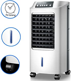 Enfriador De Aire For La Casa Dormitorio Se Puede Humidificar Aire Acondicionado Ventilador Ventilador Portátil Mobile Ajuste De La Velocidad del Viento De Tres Engranajes Sin Control Remoto