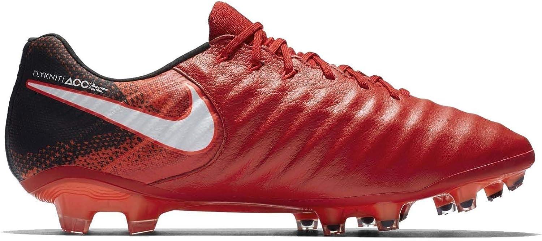 Nike Tiempo Legend VII FG FG FG Mens Football Boots 897752 Fotboll (UK 6 US 6.5 EU 39, University röd svart vit 616)  officiell hemsida