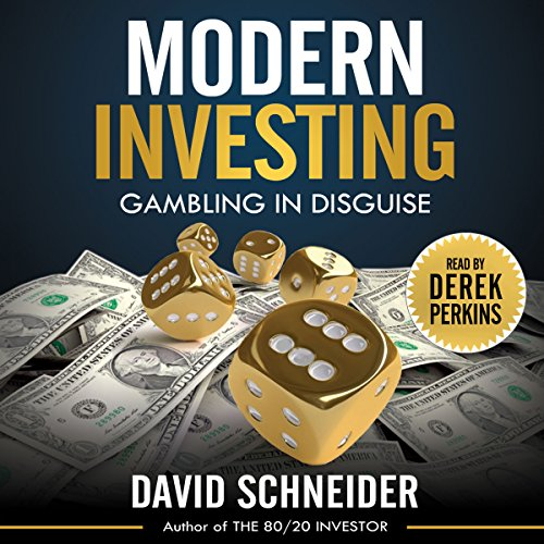 Modern Investing audiobook cover art