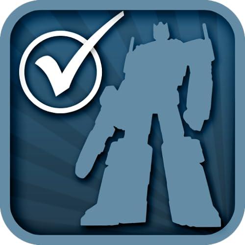 Transformers G1 Collectors Checklist