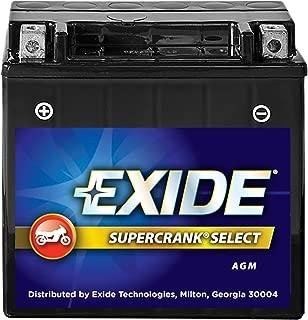 Best exide motorcycle batteries Reviews