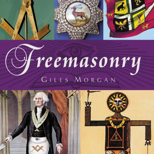 Freemasonry audiobook cover art