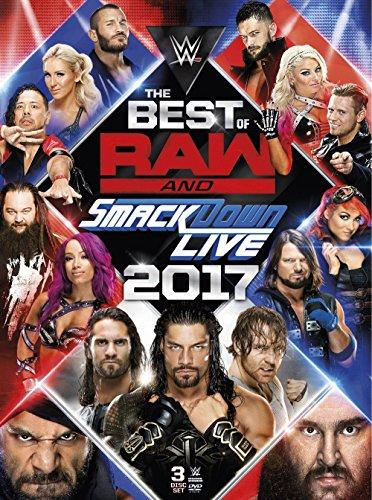 WWE: Best of Raw & SmackDown 2017 (DVD)