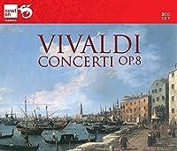 アントニオ・ヴィヴァルディ:ヴァイオリン協奏曲集「和声と創意への試み」Op.8[2CDs](Vivaldi: concerti, Op. 8)