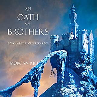An Oath of Brothers cover art