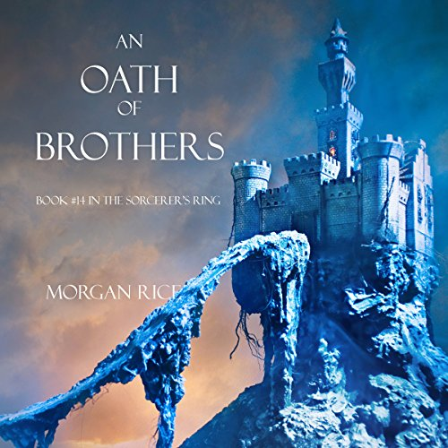 An Oath of Brothers audiobook cover art