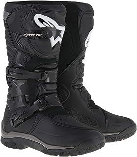 Alpinestars 3410-1486 Corozal Adventure Drystar Men's Motorcycle Touring Boots (Black, US Size 9)