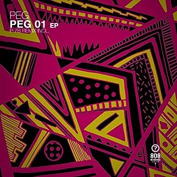 Peg 001 EP