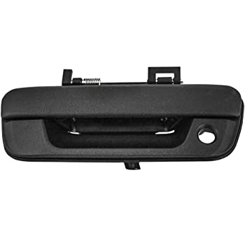 Textured Tailgate Liftgate Handle Replacement with Keyhole for 2004-2012 Colorado Pickup Truck 25801998