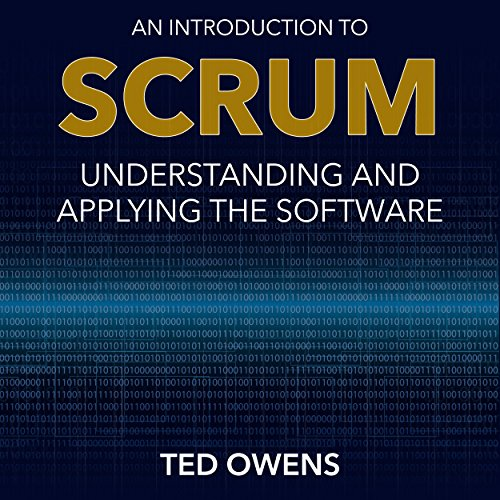 An Introduction to Scrum cover art