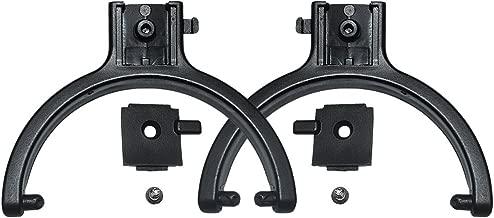 Sqrmekoko Speakers Hanger Plastic Connectors Repair Parts for Sony MDR-7506 MDR-V6 MDR 7506 V7 Headphones