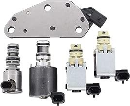 NewYall Trans Transmission Shift & EPC & TCC PWM Downshift Solenoid Set w/Manifold Pressure Switch