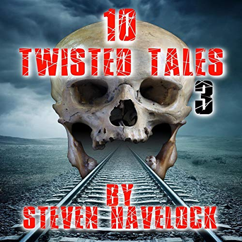 10 Twisted Tale, Vol. 3 audiobook cover art