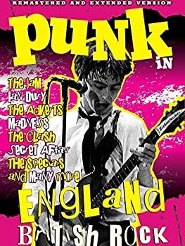 Punk in England  British Rock
