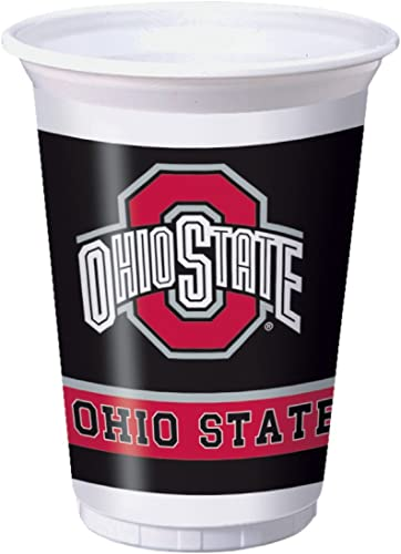 20CUP PL 12 8CT OHIO STATE UNV