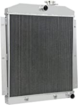 OzCoolingParts 47-54 Chevy Truck Radiator, 3 Row Core Aluminum Automotive Engine Radiator for 1947-1954 1948 1949 50 51 52 53 Chevy Base Truck 3100/3600/3700/3800/3900