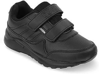 KITTENS DUON Black Unisex School Shoes