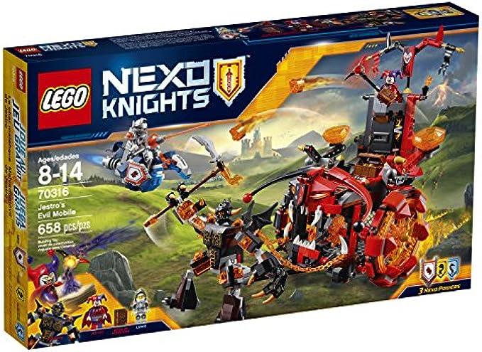 LEGO NexoKnights 70316 Jestro's Evil Mobile