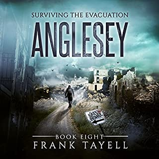Anglesey audiobook cover art