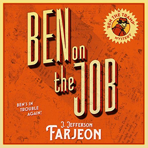 Ben on the Job audiobook cover art