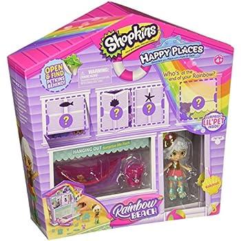 Shopkins Happy Places Rainbow Beach Furniture | Shopkin.Toys - Image 1