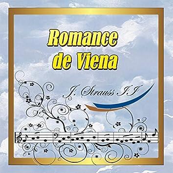 Romance de Viena: Johann Strauss II