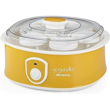 Moulinex YG231E Yogurteo Yogurtiera con 7 Vasetti in Vetro da 160 ml