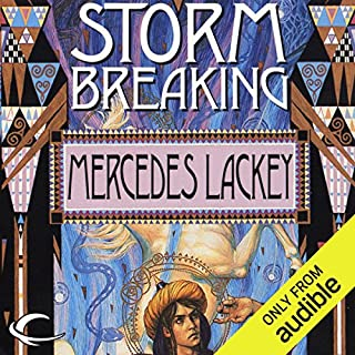 Storm Breaking     Valdemar: The Mage Storms, Book 3              Written by:                                                                                                                                 Mercedes Lackey                               Narrated by:                                                                                                                                 David Ledoux                      Length: 20 hrs and 52 mins     4 ratings     Overall 5.0