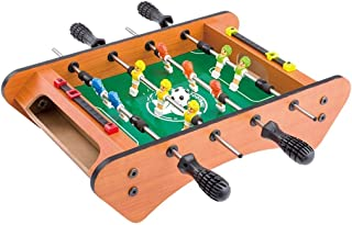 TOOYU Table Football Machine - Indoor Game Room Soccer Table For Adults And Give Children The Best Gift