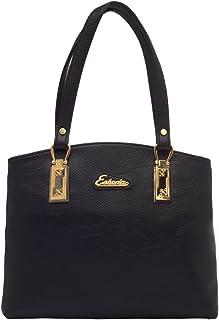 ESBEDA Women's Handbag (2447_Black)