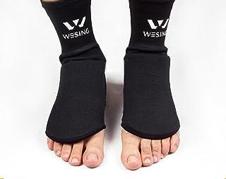 テコンドー、ボクシングのスパーリングに レッグガード 足首・足の甲ガード