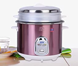 JSMY Cuiseur à Riz Automatique Multifonctionnel de Famille de Restaurant 3L-6L avec cuiseur à Vapeur,cuiseur à Riz électri...