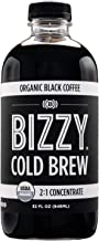 Bizzy Organic Cold Brew Coffee | Concentrate | Makes 12 Cups | 32 oz – 1 Pack