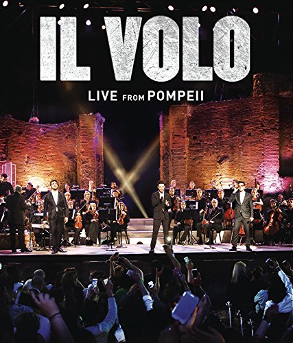 Live From Pompeii [DVD]