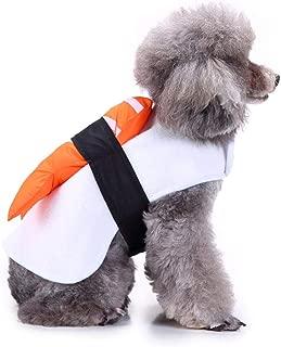 Livecity - Disfraz de Sushi de salmón Creativo y Divertido para ...