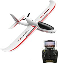 $199 Get Sallymonday Imported RC Plane Glider with One Key Return Function, 6-axis Gyro 4 Channel, GPS and 5G 720P WiFi Camera, Durable Material Perfect Size Easy to Control for 14+ Age Kids Adult Gift