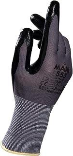 MAPA Professional Ultrane 553 - Guantes de nitrilo con
