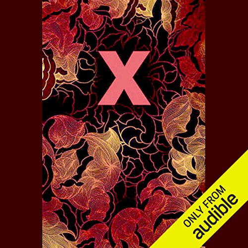 X - The Erotic Treasury  Titelbild