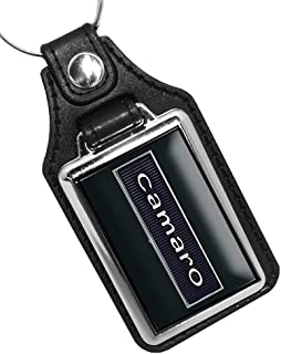 Brotherhood 1967 Compatible with Chevy Compatible with Compatible with Compatible with Camaro Emblem Design Keychain Key Holder Key Ring for Men Heavy Duty Car Keyring for Men and Women