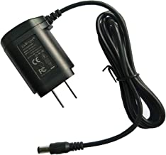 6V 2A AC//DC Adapter for Gold/&apos S Gym Power Spin 210U 230R 390R 290U 380 480 510 595 880 GGEX616122 Cycle Stride Trainer 290 C Upright Exercise Bike Reebok 1000Zx Rb310 Rt300 6VDC Charger