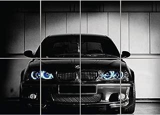 Doppelganger33LTD BMW Club Georgia CAR Giant Poster Wall Art Picture G818