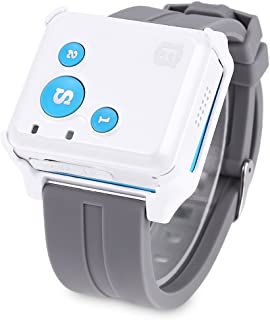 Sidney Wollaston Real-time GSM GPRS GPS Tracker SOS Communicator Emergency Locator for Kids Elderly